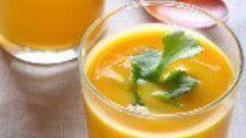 Möhren-Kartoffel-Suppe