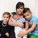 Geburt von Belyan Can am 5. März 2014