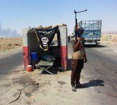 Kurdischer Kämpfer von Jihadisten enthauptet
