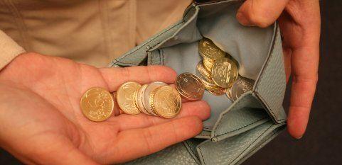 Mindesteinkommen reicht im Ländle nicht zum Auskommen