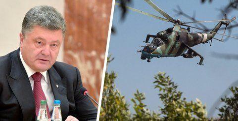 Ukraine-Krise: Poroschenko spricht von russischer Invasion