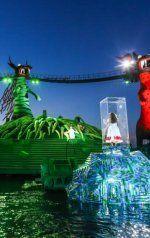 Bregenzer Festspiele mit Besucher-Rekord beendet