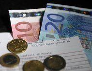 Einlagenzinsen auf Tiefstständen