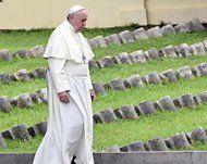 "Papst warnt vor dem ""Wahnsinn des Kriegs"""