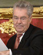 Bundespräsident Fischer bei UN-Versammlung