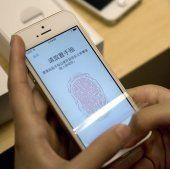 Neues iPhone: Bezahlen bald mit Fingerabdruck