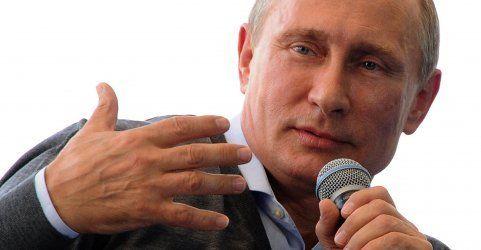 """""""Eigenstaatlichkeit"""": Putin- Sager zu Südostukraine verwirrt"""