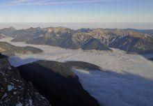 Tödlicher Bergunfall im Ammergebirge
