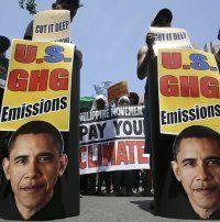 Demo vor Klimagipfel: 100 Festnahmen