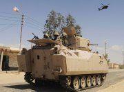 Elf ägyptische Soldaten bei Anschlag getötet