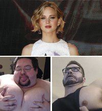 """Solidaritäts-Brüste"" für Jennifer Lawrence"