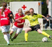 Frauenfußball hat seinen Spielabbruch