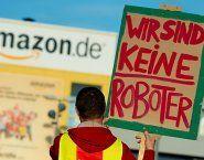 Streik bei Amazon wird fortgesetzt