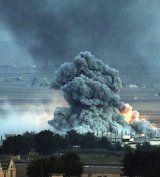 Weiter erbitterte Kämpfe um Kobane