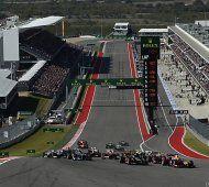 Qualifikationsmodus bei USA-GP verändert