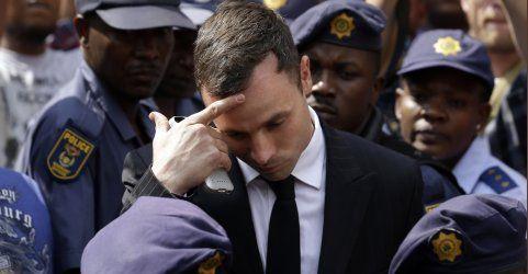 Fünf Jahre Gefängnis: Pistorius sofort im Gerichtssaal verhaftet