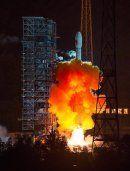 China: Erster Flug zum Mond und zurück war erfolgreich