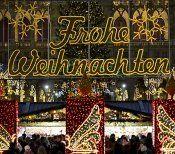 Zehn Mio. Euro für Weihnachtsbeleuchtung