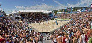 Beach-Volleyball: Klagenfurt 2015 EM-Schauplatz