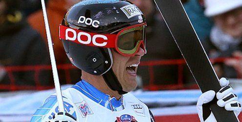 Nyman's dritter Sieg in Gröden - Florian Scheiber schwer gestürzt