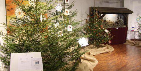Ausstellung in Rankweil: Ländle-Fichten künstlerisch geschmückt