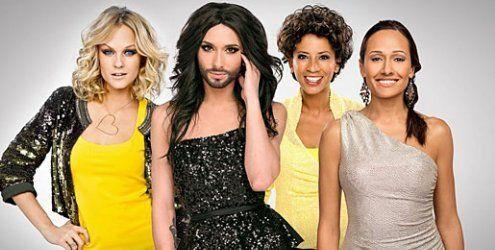Moderation mit Frauenpower für den Song Contest 2015 in Wien