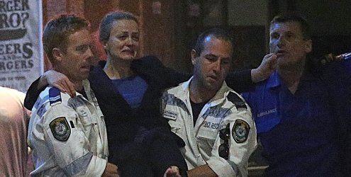 Die Terrornacht von Sydney: 16 Stunden Tortur für die Geiseln