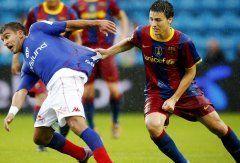 SCR Altach holt Ex-Barca-Kicker