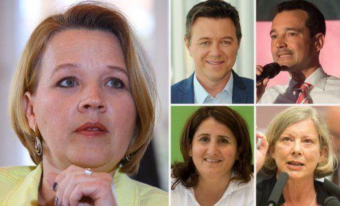Wahl-Schlacht um Dornbirn mit prominenten Herausforderern