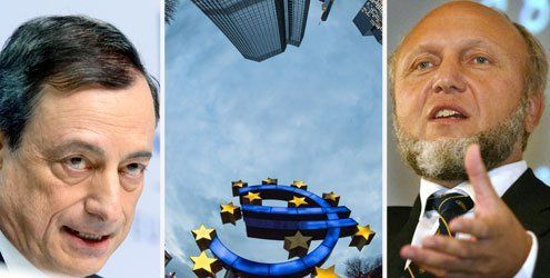 Draghi-Plan: Alles nur Mega-Bluff, um marode Banken zu retten?