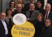 Feldkircher ÖVP präsentiert Kandidaten für Gemeindewahl