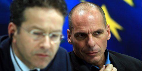 Griechenland auf Konfliktkurs: Troika wird vor die Türe gesetzt