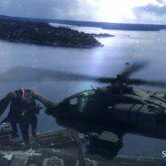 Drache vs. Apache Kampfhelikopter - wer gewinnt?