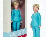 """Hillary ist """"das spannendste weibliche Vorbild aller Zeiten"""""""