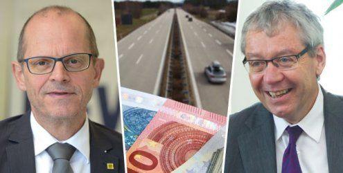 """Deutsche Maut ist für Rüdisser """"akzeptabel"""" - ÖAMTC will Klage"""