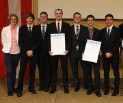 HAK-Bregenz-Doppelsieg bei Digital Business Award