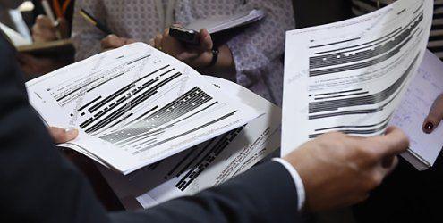 Hypo-Ausschuss: Zeugen werden genannt, Schwärzungen vertagt