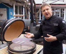 Tipps vom Grill-Profi: Der Holzkohlegrill
