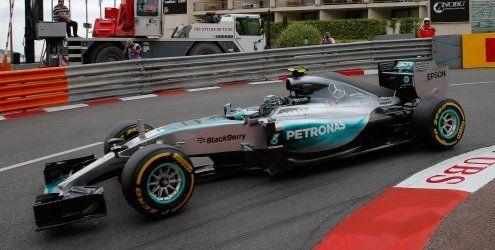Rosberg gewann Monaco-Grand- Prix vor Vettel und Hamilton