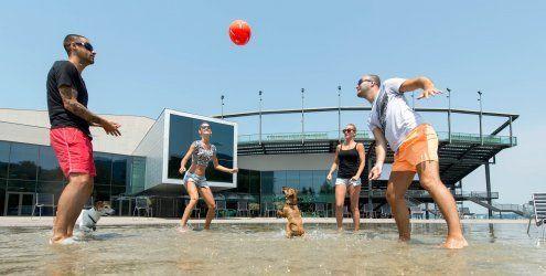 Extreme Hitze hat uns im Griff – keine Rekordwerte zu erwarten