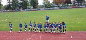 Sparkasse BW-Feldkirch Halbtagsfussballcamp 2015