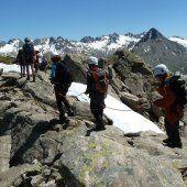 Naturfreunde veranstalten Bergsteigerkurs für Kinder