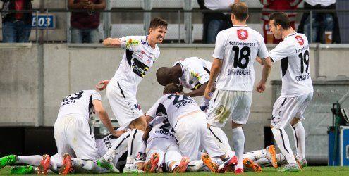Was für ein EC-Debut: Altach mit 2:1-Sieg gegen Vitoria Guimaraes