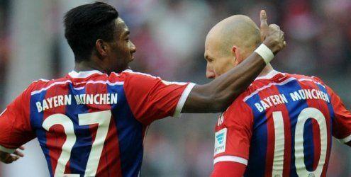 Supercup: VfL Wolfsburg gegen Bayern München mit David Alaba