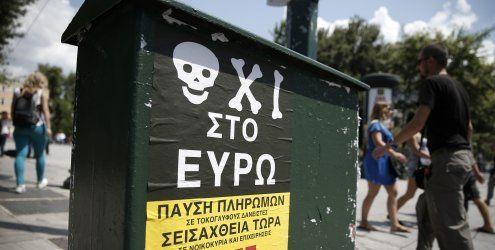 """Griechenland und die wachsende Angst vor einer """"Ansteckung"""""""