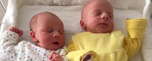 Zwillinge: Doppelte Vaterfreuden bei Austria-Kicker Mario Bolter