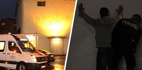 Streit in Bregenz eskaliert: Mann mit Stichverletzungen am Rücken