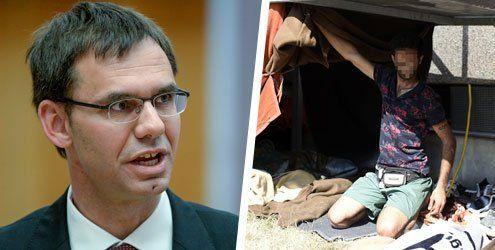 """LH Wallner zur Asylsituation: """"Habe kein schlechtes Gewissen"""""""