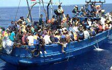 Frontex rettet 3.400 Migranten vor Libyen