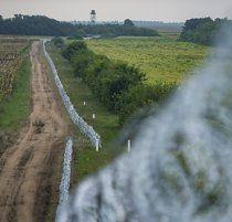 Flüchtlings-Rekord an Ungarns grüner Grenze